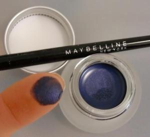 Maybelline long lasting gel eyeliner azul - schmuckstueck.blogspot.com